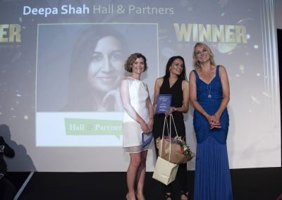 CFO of the Year - Deepa Shah, Halls & Partners