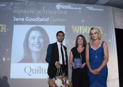 Woman of the Year - Jane Goodland, Quilter
